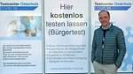 Testzentrum in OHZ bleibt geöffnet