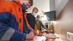 Neue Küche für die Jugend