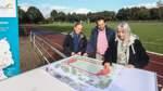 Stadion Moormannskamp vor Neustart