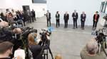 Unterhändler von SPD, Grünen und FDP für Koalitionsgespräche im Bund