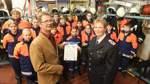 Lilienthaler Lions-Club würdigt Nachwuchsarbeit der Feuerwehr