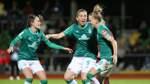 Werders Frauen grätschen sich zum ersten Sieg