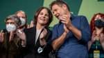 Grüne votieren für Koalitionsverhandlungen mit SPD und FDP