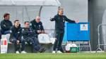 Werder-Coach Anfang geht auf Distanz zum Team