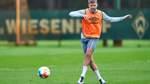 Füllkrug kehrt bei Werder in den Trainingsbetrieb zurück