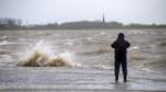 """Sturm """"Ignatz"""": Hochwasserwarnung für Bremen und Bremerhaven"""