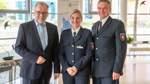 Erste Frau auf dem Chefsessel der Polizeiinspektion