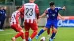 Brinkumer SV bei Werder III gefordert