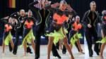 Grün-Gold mit neuer Choreografie