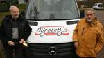 Bürgerbus pausiert für eine Woche
