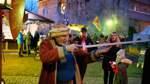 Glühwein, Naschereien und Mittelaltermarkt