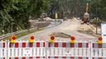 Turmstraße für zwei Tage teils gesperrt
