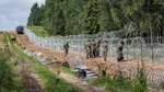 Lukaschenko missbraucht das Elend der Flüchtenden