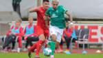 Justin Njinmah erlöst Werders U23
