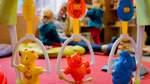 Anmeldungen in den Kindergärten