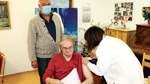 130 Impfungen im Kreisaltenheim