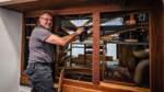 Orgel wird renoviert