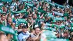 Weserstadionerstmals nach Pandemie-Beginn wieder ausverkauft